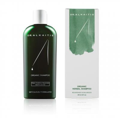 Organický bylinný šampon 240ml - Organic Herbal Shampoo 240 ml