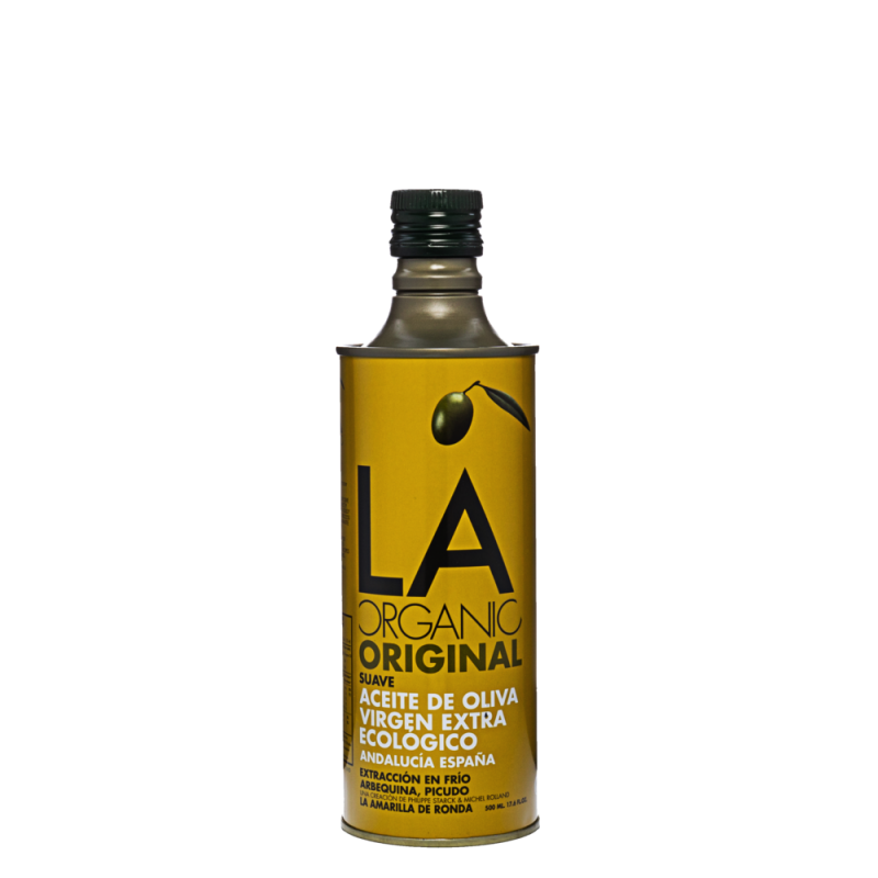 LA Organic Suave bio olivový olej  500 ml
