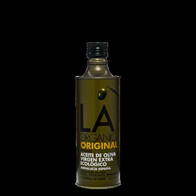 LA Organic Intenso  bio olivový olej  500 ml