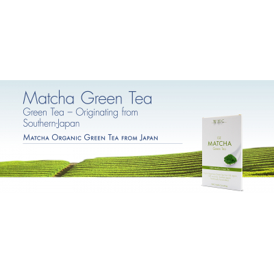 WHC - Matcha Green Tea