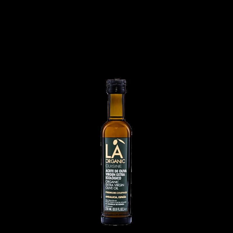 Bio olivový olej LA  Organic  Cusine  250 ml