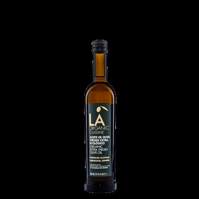 Bio olivový olej  LA  Organic  Cusine  500 ml
