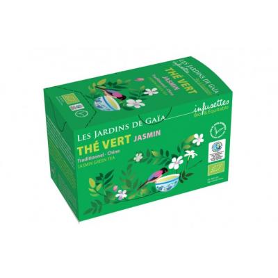 JASMÍN - zelený čaj, BIO , Fair trade
