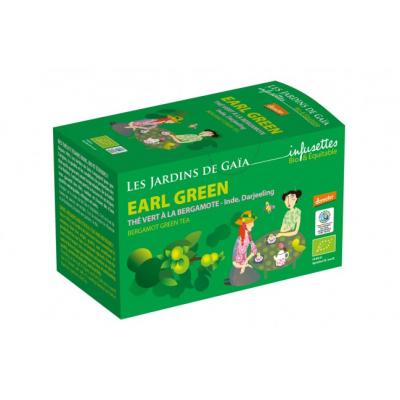 Earl Green - zelený, DEMETER