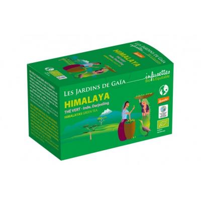 Darjeeling zelený čaj, DEMETER