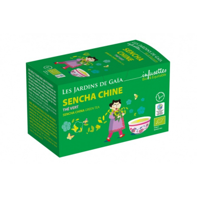 Sencha zelený čaj China