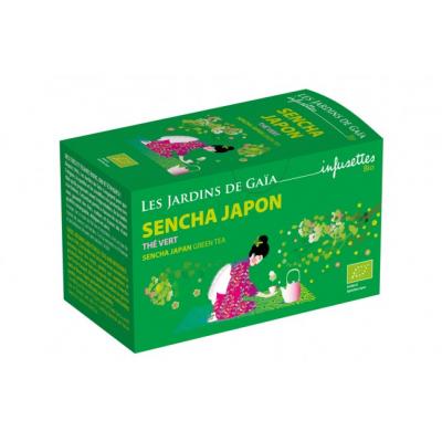Sencha zelený čaj, Japan