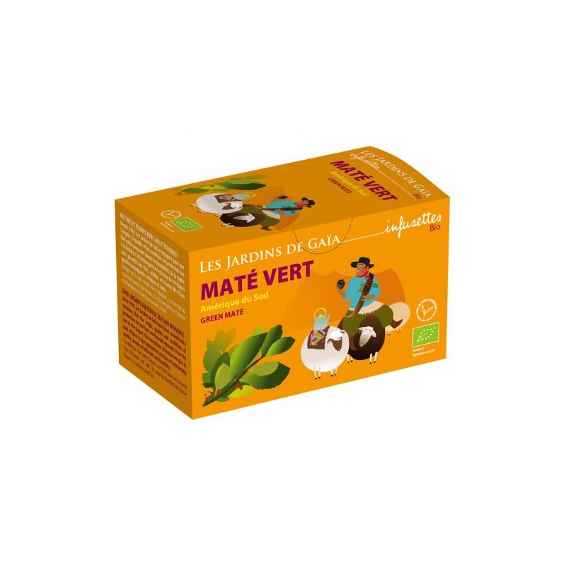 Máta zelená herbální čaj