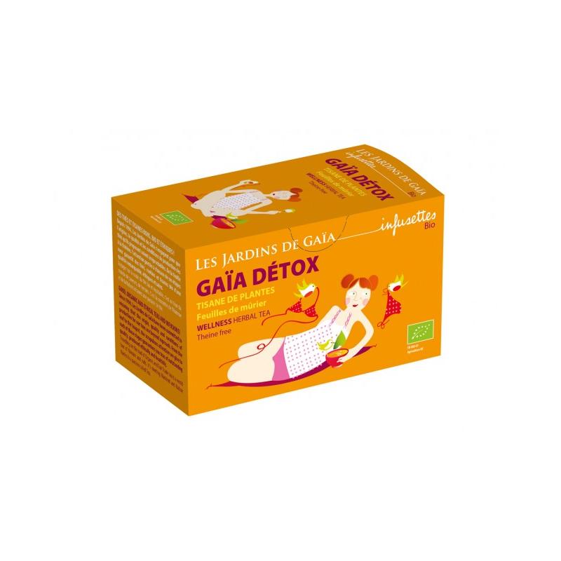 Detox verbální čaj, Gaia