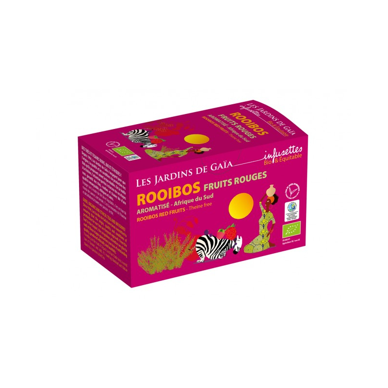 Rooibos Red fruits