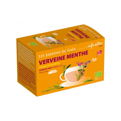 Herbal Tea Verbena Mint