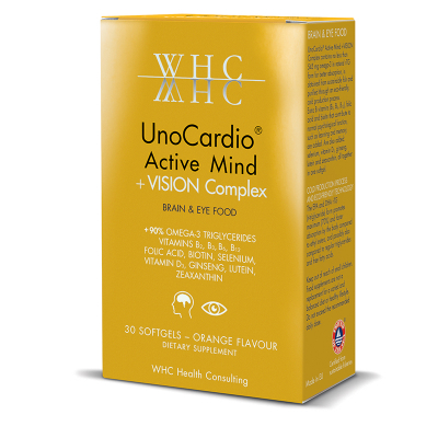 WHC - UnoCardio Active Mind